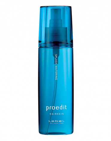 Лосьон для волос Proedit Hairskin Splash Watering, Lebel 1