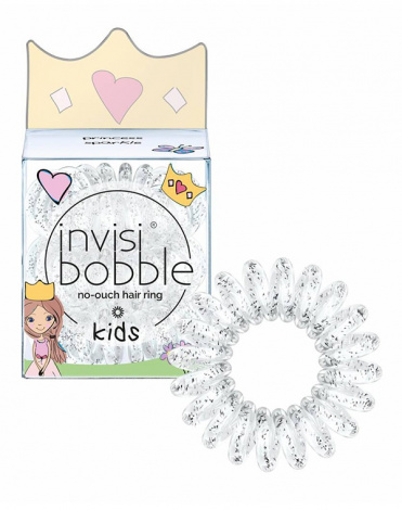 Резинка   для волос invisibobble KIDS princess sparkle 1